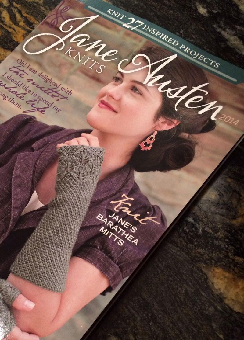 Jane Austen 2014 cover