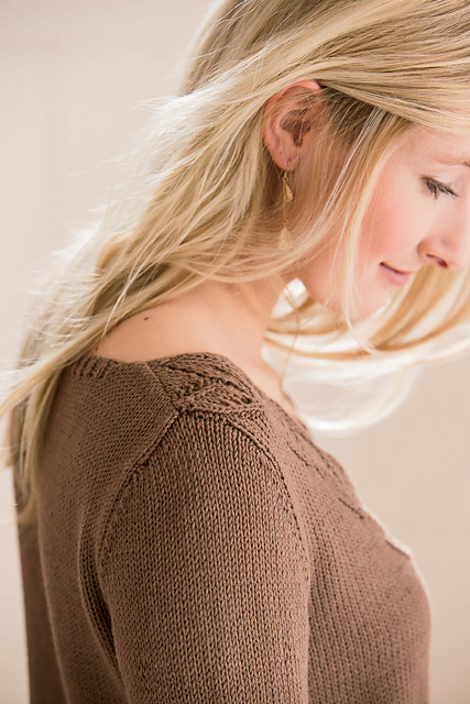Prow Pullover detail