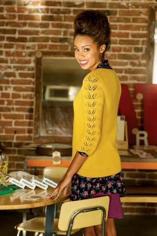 Honey Pullover Hahn