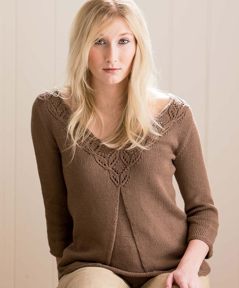 Prow pullover crop