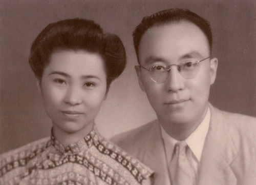 My grandparents (not taken by me!!)